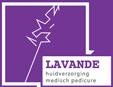 Lavande huidverzorging en medisch pedicure Logo
